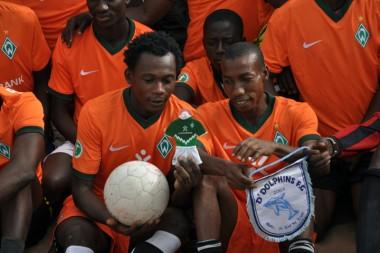 Fußballverein D ́Dolphins F. C.5